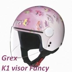 K1 Visor, le jet Grex enfant!