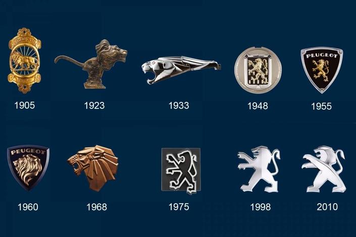 Caradrier de l'Avent – Pourquoi le logo de Peugeot est un lion?