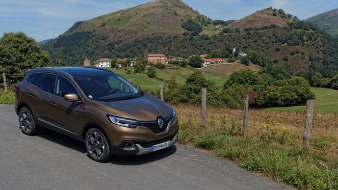 le renault kadjar l essai pendant 14 jours etape 1 prise en main entre paris aix en. Black Bedroom Furniture Sets. Home Design Ideas