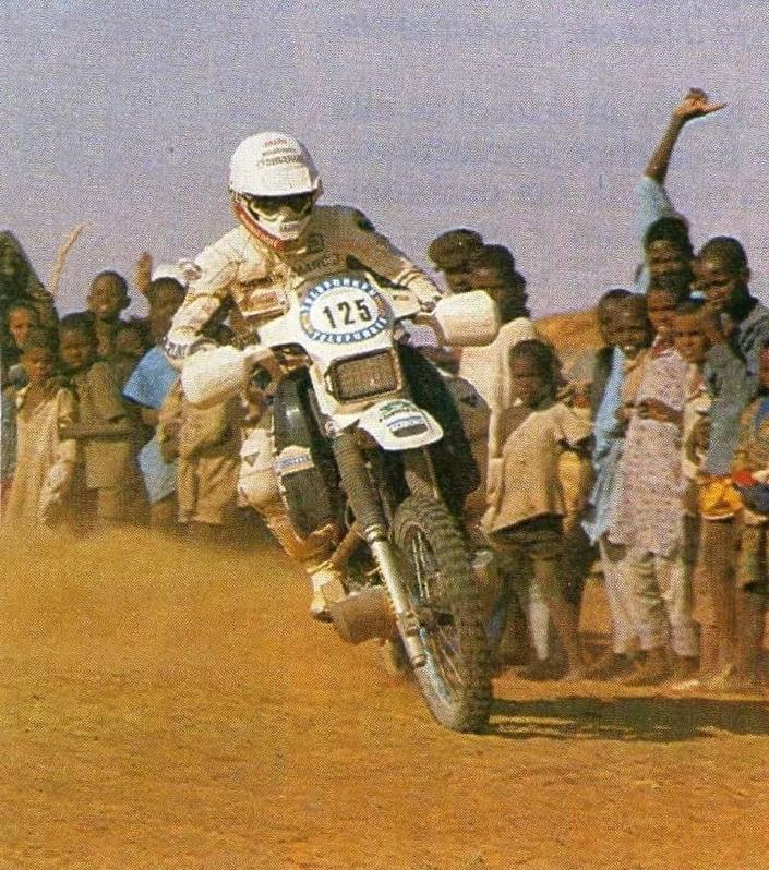 Rétro Dakar: la traversée de la France avant l'Africa Eco Race.