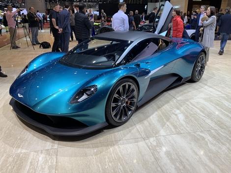 Voici votre plus beau concept-car du Salon de Genève 2019