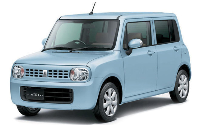 Une nouvelle mini auto Suzuki : la Alto Lapin dernière génération