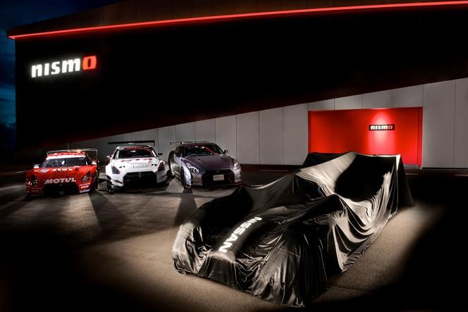 Nissan de retour au Mans!