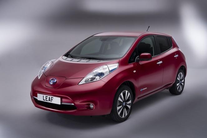 Nissan Leaf: un nouveau chapitre débute en Europe