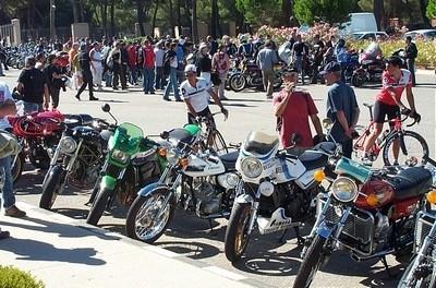 """Sunday Ride Classic Aout 08: Le rassemblement des """"mamies"""" a comme d'hab' tenu toutes ses promesses..."""