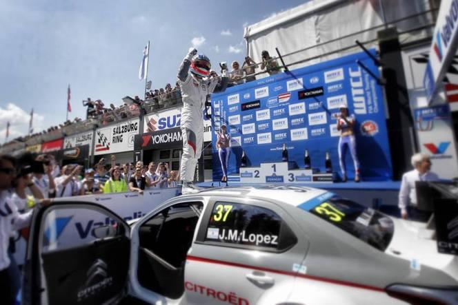 WTCC/Salzburgring - Et deux de plus pour Citroën!