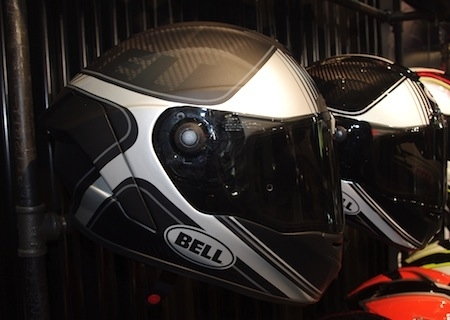 En direct du Salon de Milan 2015: Bell