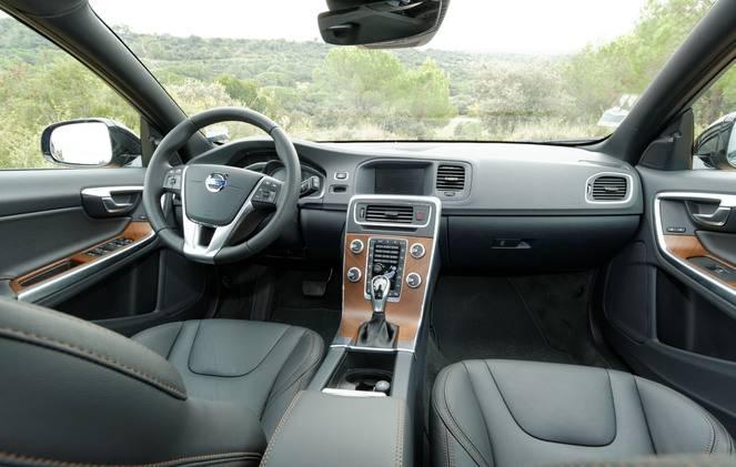 Essai vidéo - Volvo V60 Cross Country : baroudeur nordique