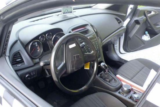 Bienvenue dans la future Opel Astra