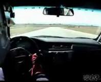 Vidéo du jour : Mitsubishi Lancer Evolution.. a ne pas mettre entre toutes les mains..