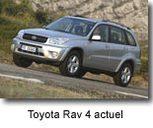 En 2006, le Rav4 changera de peau !