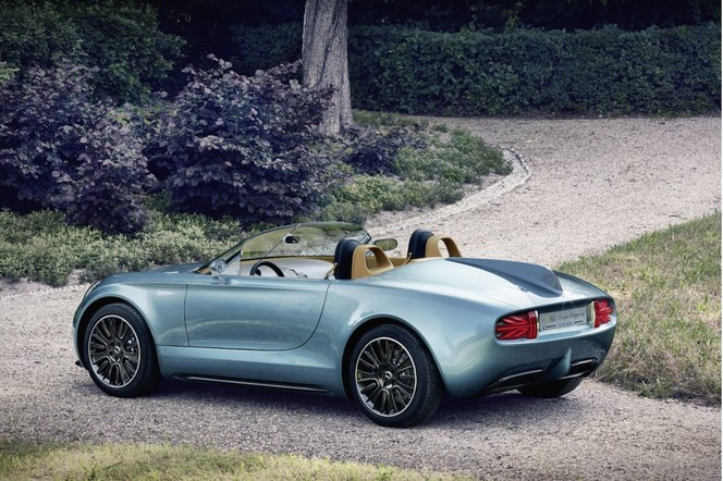 Villa d'Este 2014 : Mini Superleggera Vision, la plus belle des Mini ?