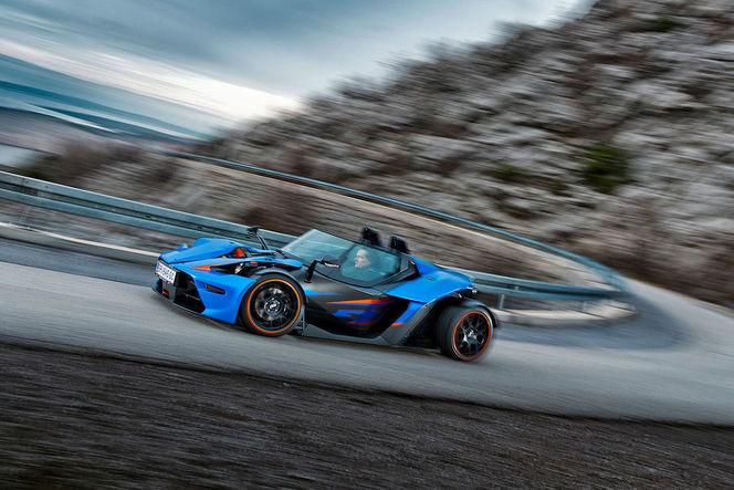 Genève 2013 : KTM X-Bow GT, pour l'hiver