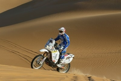 Etat d'esprit à peine un mois avant le départ du Rallye du Maroc saison 2008...