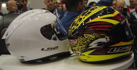 En direct du Salon de Milan 2015: LS2