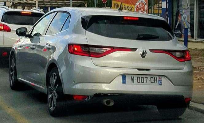 Surprise : la nouvelle Renault Mégane prend la lumière du jour