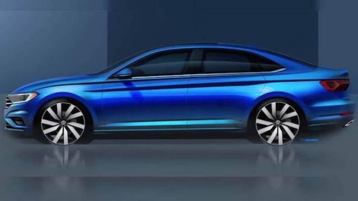 Volkswagen annonce la nouvelle Jetta