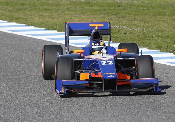 Tests GP2 d'intersaison : Tom Dillmann brille mais n'a toujours pas de volant