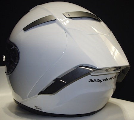 En direct du Salon de Milan 2015: Shoei