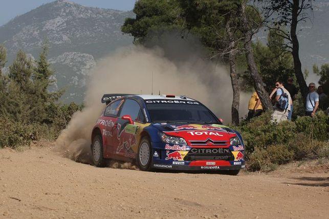 WRC Grèce shakedown : Latvala se crashe