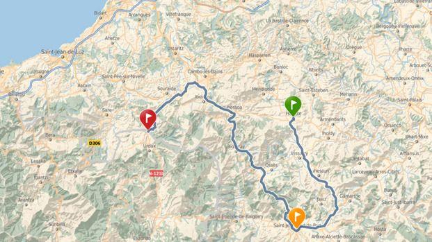 Le Renault Kadjar à l'essai pendant 14 jours – Etape 3 : à l'assaut des routes sinueuses basques (3/5)