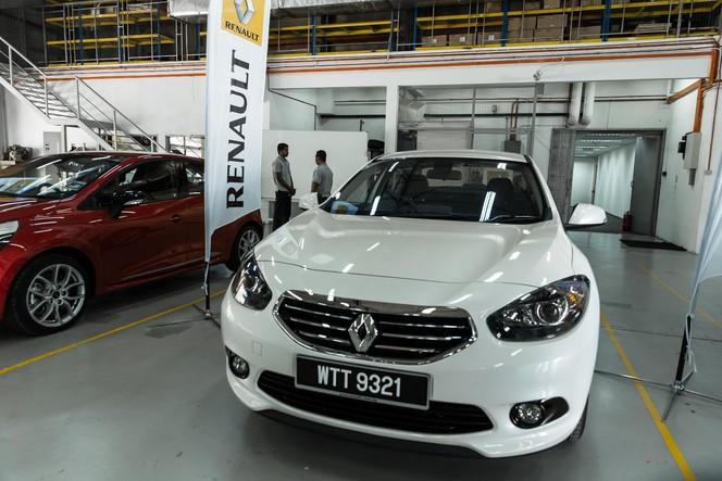 Brèves de l'éco - Spécial Renault (Malaisie, Russie, Formule 1)