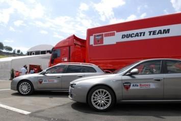 Après Fiat, Alfa Romeo va débarquer en compétition moto
