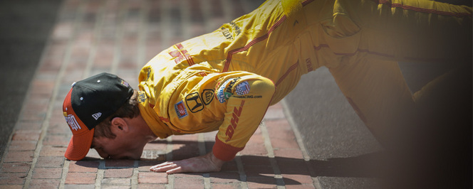 500 Miles d'Indianapolis: la 1ère de Ryan Hunter-Reay!