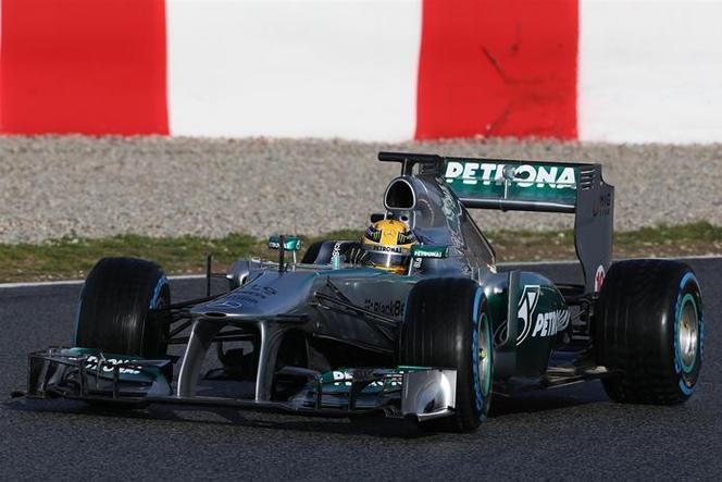 Essais F1 Barcelone Jour 1 : Webber et Red Bull frappent d'entrée