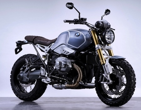 BMW R nine T 'Brooklyn Scrambler' by GANT Rugger: 6 exemplaires... pas un de plus