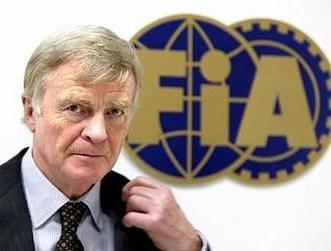 Formule 1 - Mosley: Max, droit dans ses bottes