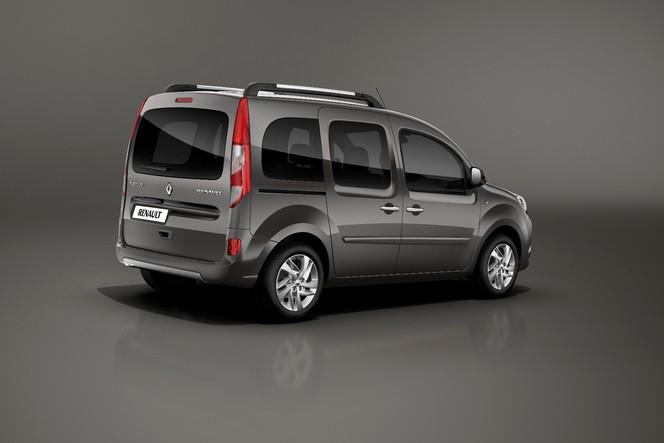 Nouveaux Renault Kangoo et Grand Kangoo: les tarifs
