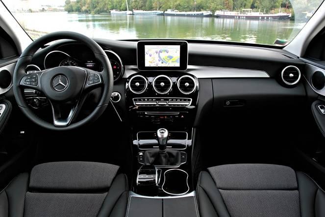 Essai - Mercedes C200d Break : digne de l'étoile ?