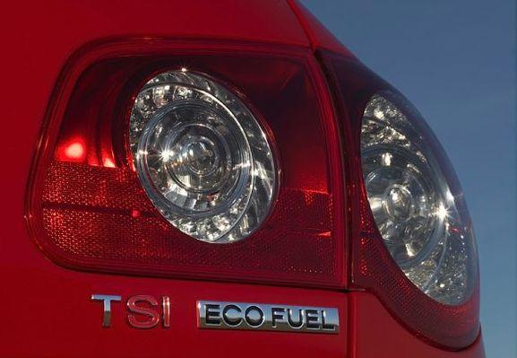 La Volkswagen Passat TSI EcoFuel au Salon de Bologne 2008