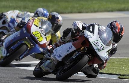 GP 125 Etats-Unis : 4 points de plus pour Louis Rossi