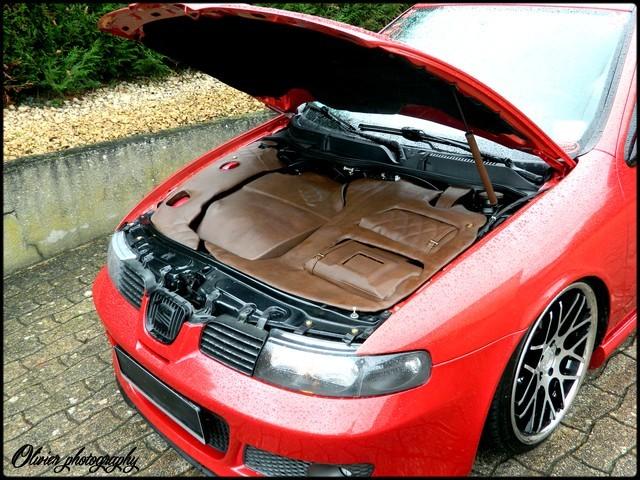 Entretien avec Olivier, qui a transformé une Seat Toledo en Show-Car