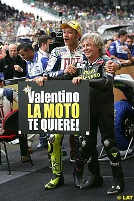 Moto GP - San Marin: Ago garde son ego