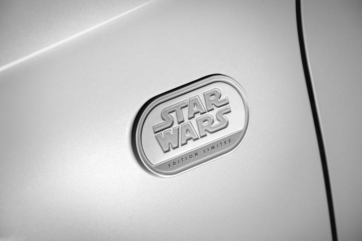 Renault dévoile la série limitée Zoe Star Wars