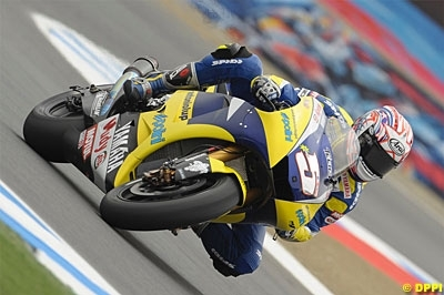 Moto GP - San Marin D.1: Stoner répond présent, Michelin aussi