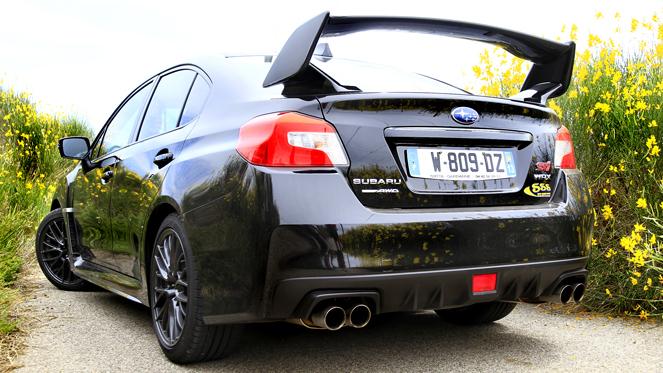 Essai vidéo - Subaru WRX STI S 2014 : pas pour les fainéants