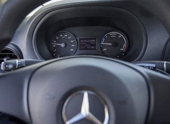 Prise en main - eVito: cher Mercedes électrique…
