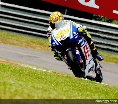 Moto GP - Malaisie Qualification: Rossi époustouflant !
