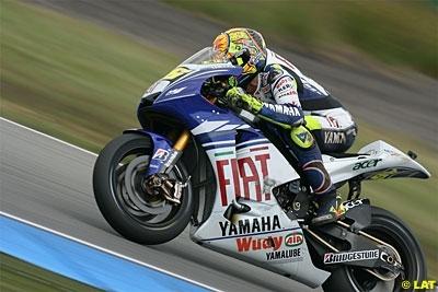 Moto GP - San Marin D.1: Rossi aurait voulu être plus proche
