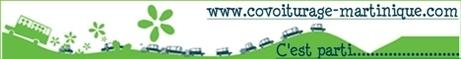 La Martinique propose un service de co-voiturage