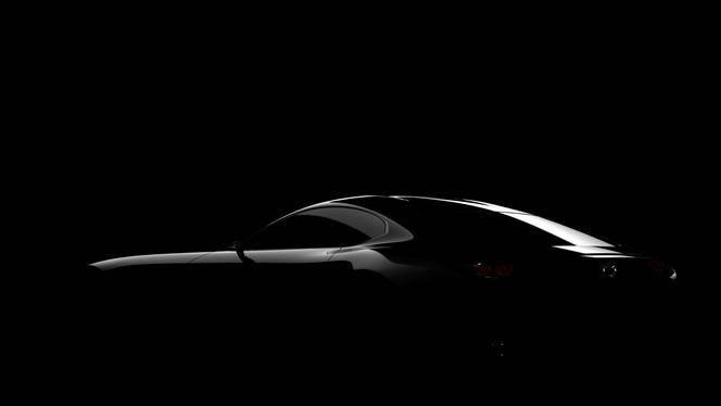 Mazda : un concept de sportive en teaser