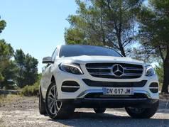 Essai vidéo - Mercedes GLE: le ML revisité