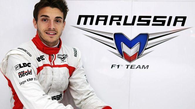 F1 : Jules Bianchi récupère un baquet de titulaire chez Marussia