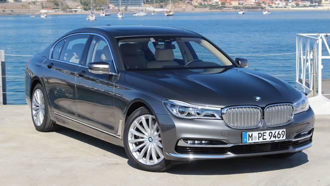 Essai vidéo - BMW Série 7 : bienvenue dans le futur