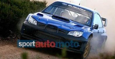 WRC: Atkinson teste l'lmpreza 2007