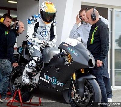 Moto GP: L'Espagne lance aussi son projet